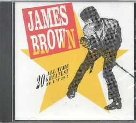 James Brown - 20 All - Time Greatest Hits! (CD)