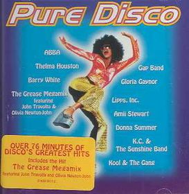 Pure Disco - (Import CD)