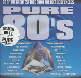 Pure 80's - Various Artists (CD)