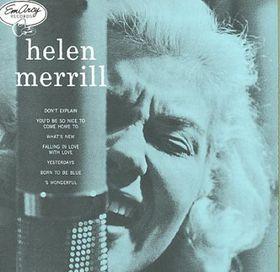 Helen Merrill - Helen Merrill (CD)