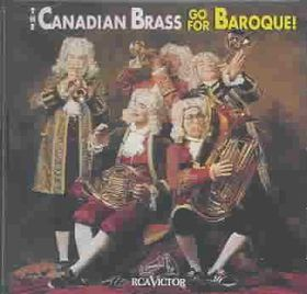 Canadian Brass - Go For Baroque (CD)