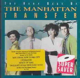Very Best of Manhattan Transfer - (Import CD)