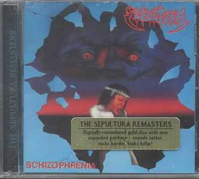 Sepultura - Schizoprenia (CD)