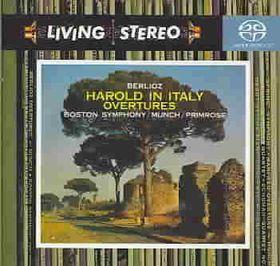 Munch Charles - Harold In Italy