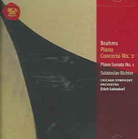 Richter Sviatoslav - Piano Concerto No.2 / Piano Sonata No.1 (CD)
