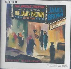 James Brown - Live At The Apollo 1962 (CD)