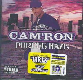 Cam'ron - Purple Haze (CD)