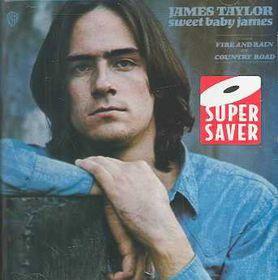 James Taylor - Sweet Baby James (CD)