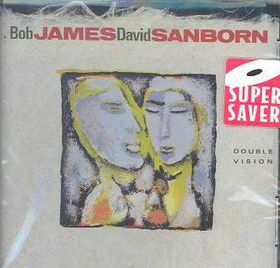 Bob James - Double Vision (CD)