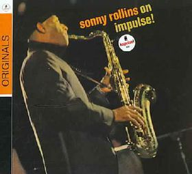 Sonny Rollins - On Impulse! (Remastered) (CD)