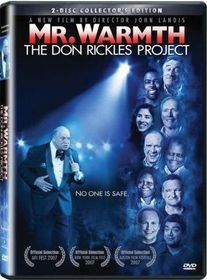 Mr. Warmth:Don Rickles Project - (Region 1 Import DVD)