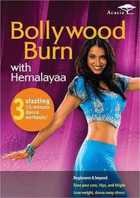 Bollywood Burn - (Region 1 Import DVD)