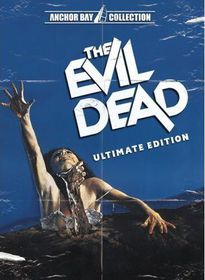 Evil Dead:Anniversary Edition - (Region 1 Import DVD)