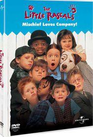 Little Rascals (1994)(DVD)
