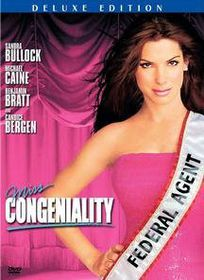 Miss Congeniality:Deluxe Edition - (Region 1 Import DVD)