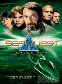 Seaquest Dsv:Season Two - (Region 1 Import DVD)