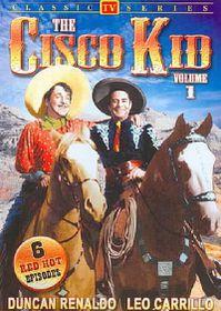 Cisco Kid Vol 1-3 - (Region 1 Import DVD)