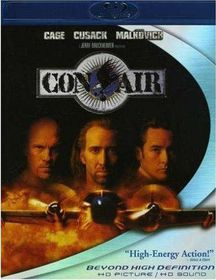 Con Air - (Region A Import Blu-ray Disc)