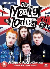Young Ones-Series 1 & 2 - (Import DVD)