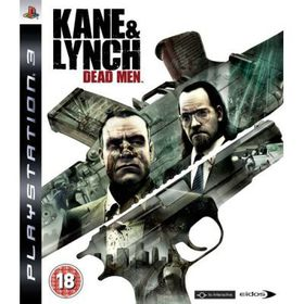Kane & Lynch-Dead Men (PS3)