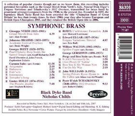 Various: Symphonic Brass - Symphonic Brass (CD)