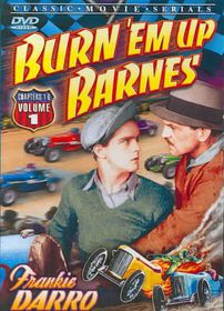 Burn 'Em Up Barnes Vol. 1 & 2 (Complete Serial) - (Region 1 Import DVD)
