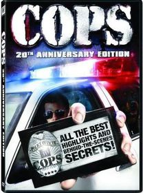 Cops 20th Anniversary Edition - (Region 1 Import DVD)