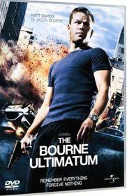 Bourne Ultimatum - (Region 1 Import DVD)