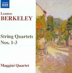 Berkeley:String Quartets No 1-3 - (Import CD)