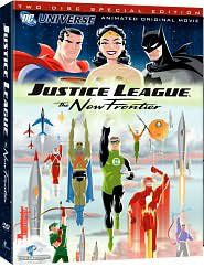 Justice League:New Frontier Special Edition - (Region 1 Import DVD)