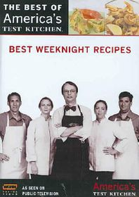 Best of America's Test Kitchen - (Region 1 Import DVD)