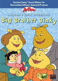 Big Brother Binky - (Region 1 Import DVD)