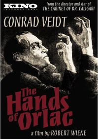 Hands of Orlac - (Region 1 Import DVD)