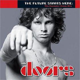 Future Starts Here:Essential Door Hit - (Import CD)