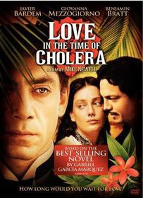 Love in the Time of Cholera - (Region 1 Import DVD)