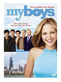 My Boys:Complete First Season - (Region 1 Import DVD)