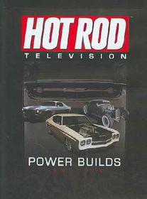 Hot Rod TV:Power Builds Edition - (Region 1 Import DVD)