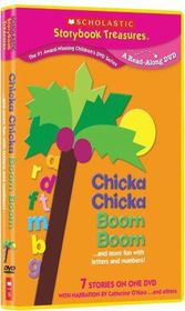 Chicka Chicka Boom Boom and More Fun - (Region 1 Import DVD)