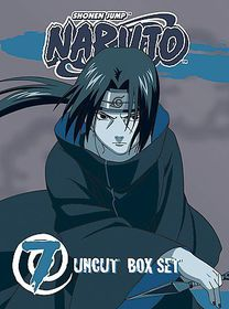 Naruto Uncut Vol 7 - (Region 1 Import DVD)
