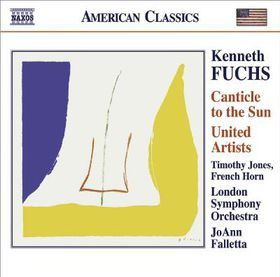 Fuchs: Canticle To The Sun - Canticle To The Sun (CD)