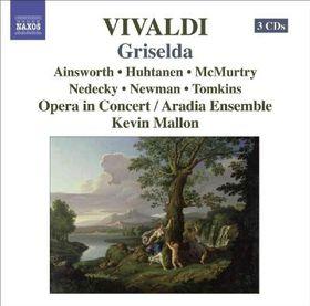 Vivaldi: La Griselda - La Griselda (CD)