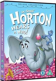 Horton Hears a Who (Deluxe Edition) - (DVD)
