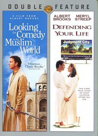 Defending You Life/Looking for Comedy - (Region 1 Import DVD)