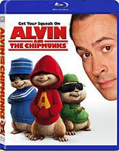 Alvin and the Chipmunks - (Region A Import Blu-ray Disc)
