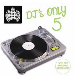 Ministry Of Sound - DJs Only 5 (CD)