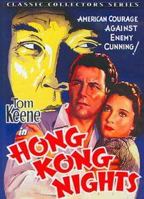 Hong Kong Nights - (Region 1 Import DVD)