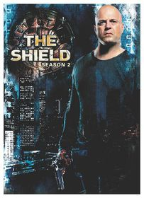 Shield:Complete Second Season - (Region 1 Import DVD)