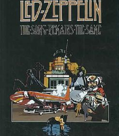 Led Zeppelin:Song Remains the Same Sp - (Region A Import Blu-ray Disc)