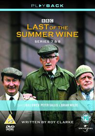 Last of the Summer Wine 7 & 8 - (parallel import)