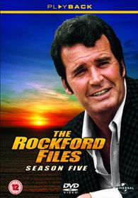 Rockford Files-Series 5 - (Import DVD)